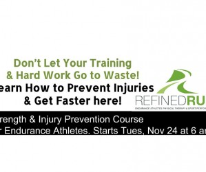 Strength & Injury Prevention Course for Endurance Athletes