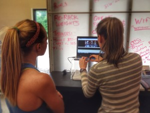 Video Running Gait Analysis