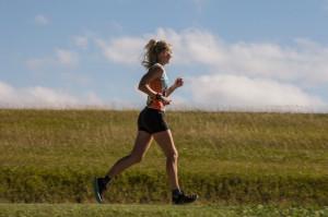 Day 1 running