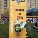 A Runner's First Marathon Saved!