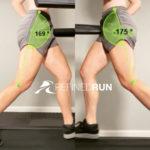 Asymmetry in Running Gait Mechanics
