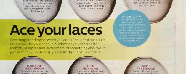 Ace Your Laces