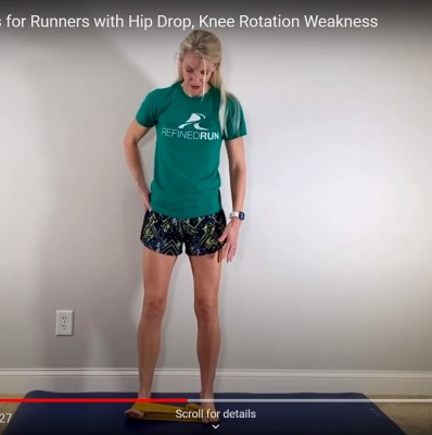 How to Perform a Lateral Band Walk CORRECTLY