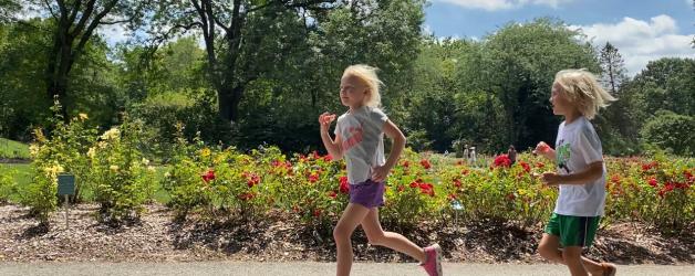 Should I Teach My Child How to Run? Youth Running Gait Training