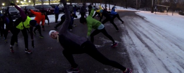 Refined Run Warm 12 – Dynamic Running Warm Up